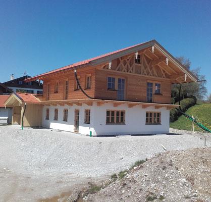 Neubau in Schaftlach