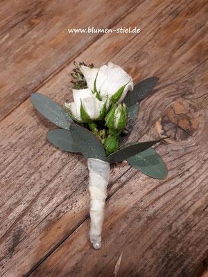 Anstecker Hochzeit Bräutigam