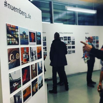 Ausstellung: #nuernberg_de 01: Instagram-Fotos analog