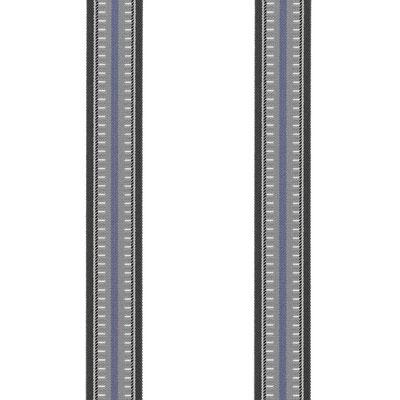 Streifen-Querstriche-Hellblau