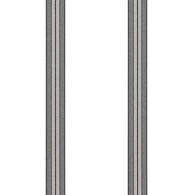 Streifen-Dezent-Grau