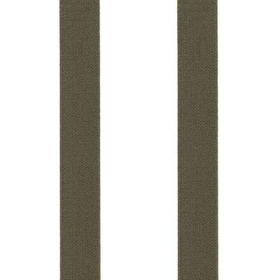 Einfarbig-Struktur-Grün-Jute