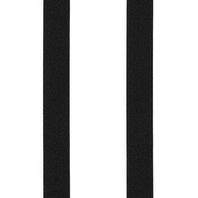 Einfarbig-Natur-Schwarz