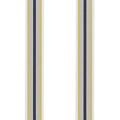 Streifen-Mitte-Blau