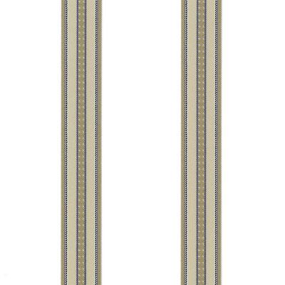 Streifen-Punkte-Beige