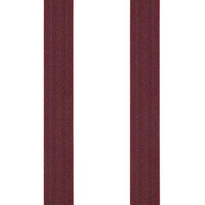Einfarbig-Struktur-Weinrot-Streifen