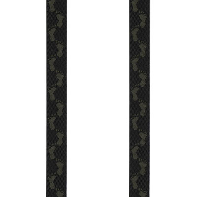 Muster-Füße-Braun