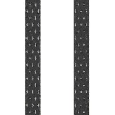 Klassisch-Raute-Grau