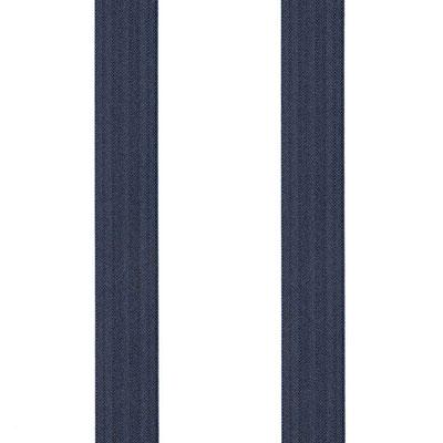 Einfarbig-Struktur-Blau-Streifen
