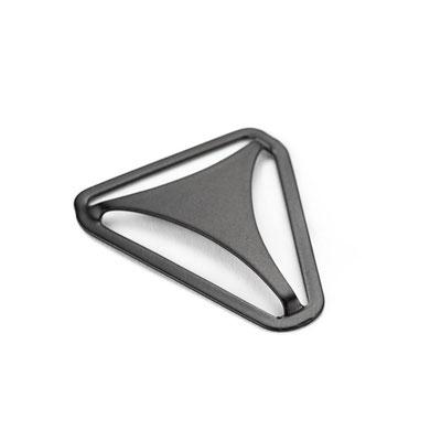 Hosenträger Metallrückenteil Schwarz