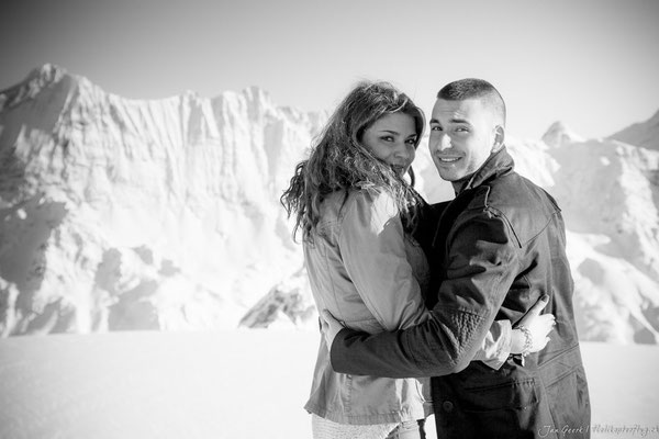 Heiratsantrag Foto