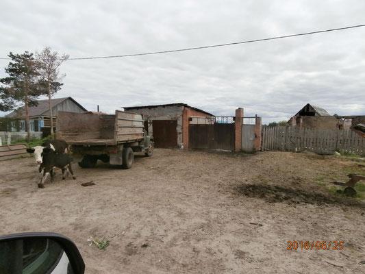 Village natal de Raspoutine
