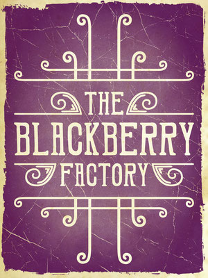 The Blackberry Factory Typographic