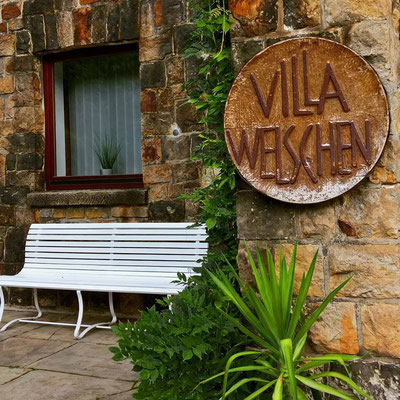 Villa Welschen in Oerlinghausen - Autoren-Seminar, 7 - 9. September 2018