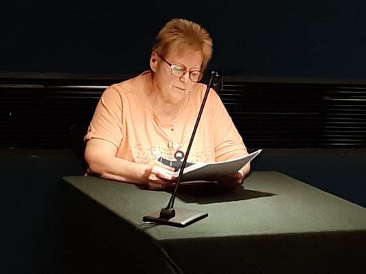 """Rosa Ananitschev, """"Offener Brief"""""""