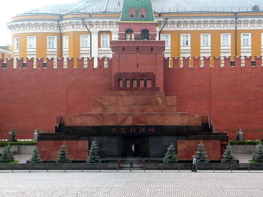Das Lenin-Mausoleum