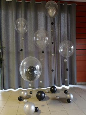 Bubbles Aériens