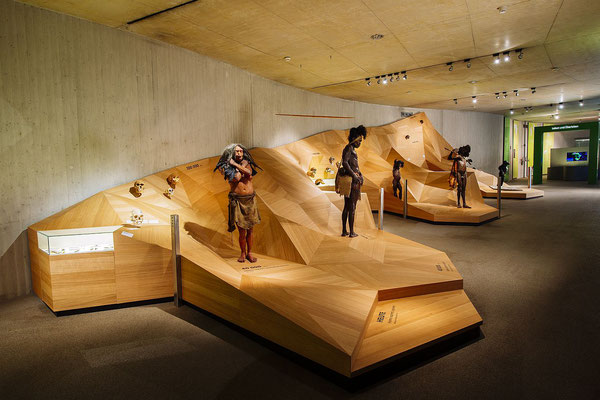 Ein Blick in die Dauerausstellung
