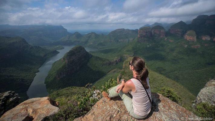 Blyde River Canyon - Wanderung