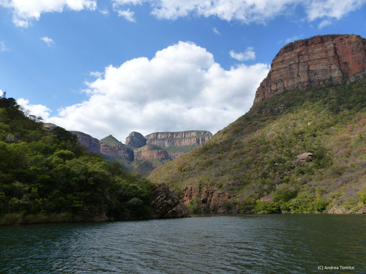 Blyde River Canyon - Bootstour