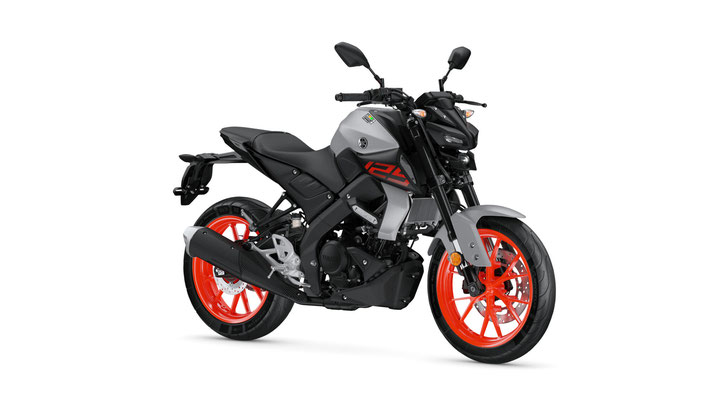 MT-125, neues Top Modell 2020