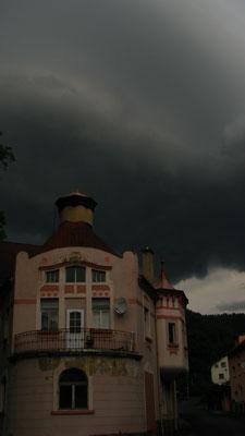 Fette Wolke