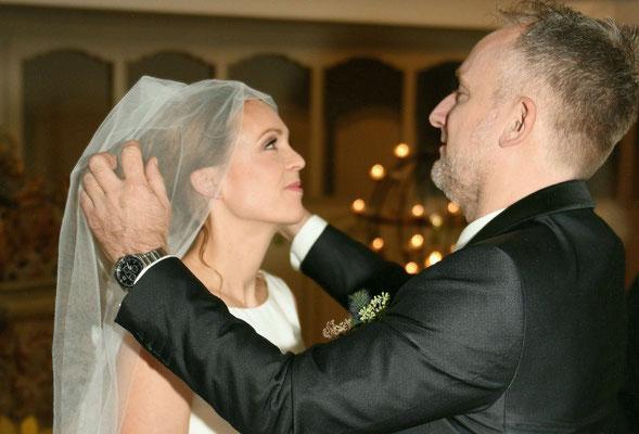 Hochzeit in der St. Petri Kirche Melle