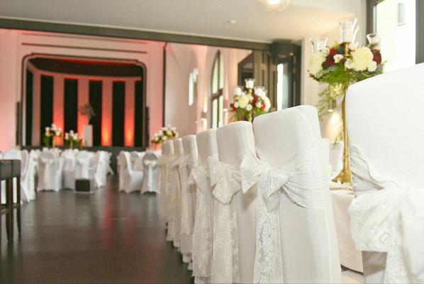 Hochzeit in der Alten Stadthalle Melle