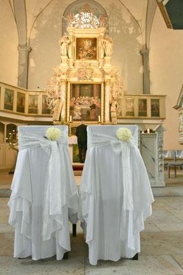 Heiraten in der Kirche