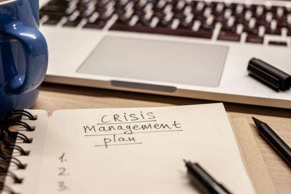 Crisis Management Plan. Wir erstellen zusammen deinen Krisen Management Plan damit du deinen Weg aus der Krise findest