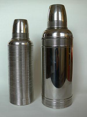 Bild:  American Thermos Bottle Co., Norwich. Conn.  US. Patent nach 1913, Preis 2 bis 3 Dollar