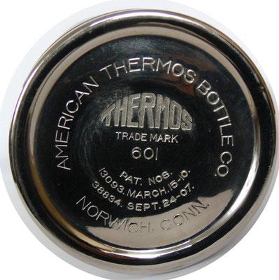 Bild: American Thermos Bottle Co., Norwich. Conn.  nach 1913, No. 601