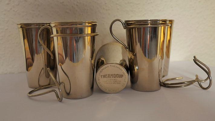 Bild: Becher mit Henkel, American Thermos Bottle Co., New York Brooklyn nach 1909