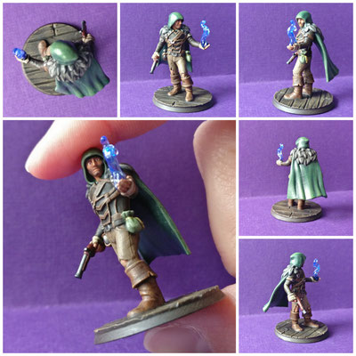 MarTiny Creations - Pirate Druid