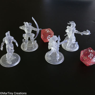 MarTiny Creations -  Tabletop Party 4x