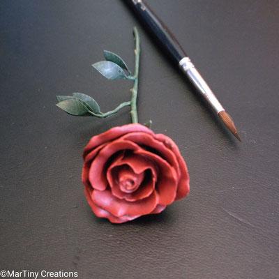 MarTiny Creations - Rose