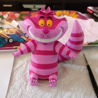MarTiny Creations - Cheshire Cat Bobblehead