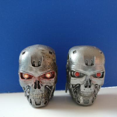 MarTiny Creations - Terminator heads