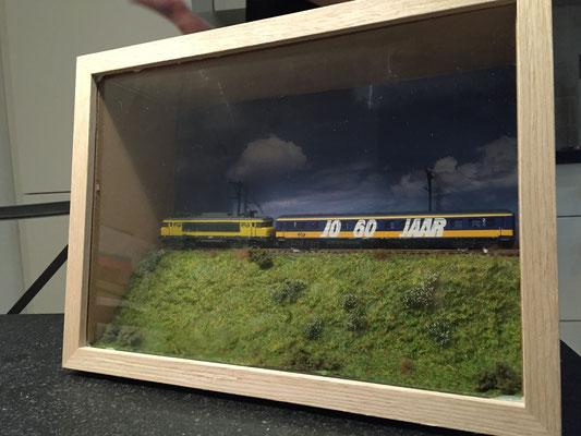 MarTiny Creations - 60 Train