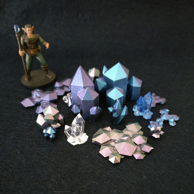 MarTiny Creations - Crystal Formations