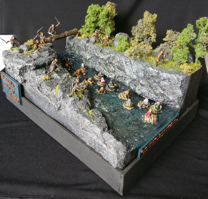MarTiny Creations - Barrels Out Of Bond Diorama
