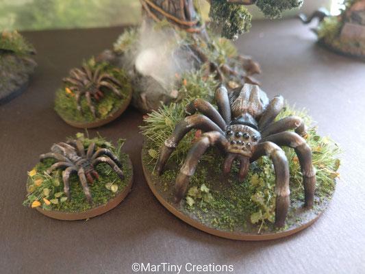 MarTiny Creations - Giant Spider Scenario