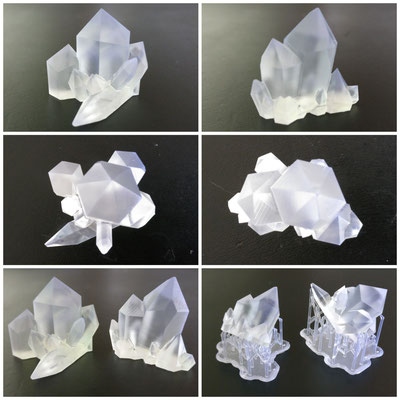 MarTiny Creations - Crystal Formations Large