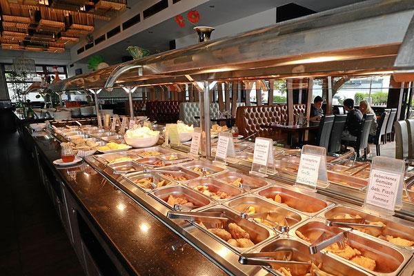 Asiatische Nudeln und gebratene Gerichte All You Can Eat Ginza Konstanz