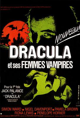 Dracula Et Ses Femmes Vampires (1974/de Dan Curtis)