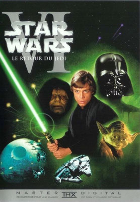 Star Wars :Episode 6 - Le Retour Du Jedi (1983/de Richard Marquand)