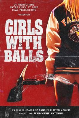 Girls With Balls (2018/de Olivier Afonso)