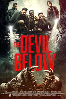 The Devil Below (2021/de Bradley Parker)