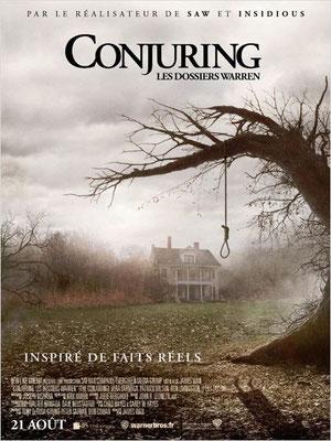 Conjuring - Les Dossiers Warren (2013/de James Wan)