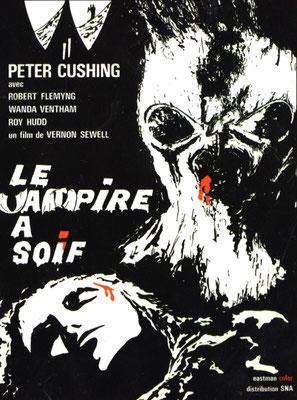Le Vampire A Soif (1968/de Vernon Sewell)
